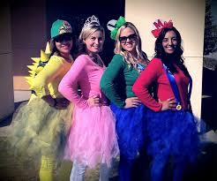 23 super mario and luigi costumes the super mario gang sporting cute tutus