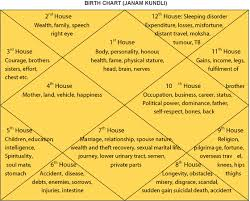 Astrological Chart Reading Kundli Purohit Astrology