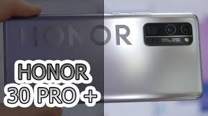 БОЛЬШОЙ ОБЗОР | <b>Honor 30 Pro+</b> - YouTube