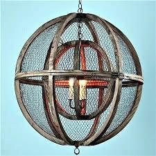 wire basket chandelier en wire chandelier double sphere wire chandelier en wire basket chandelier en wire wire basket chandelier