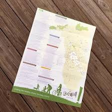 Livewell Greenville Tri Fold Map Drum Creative