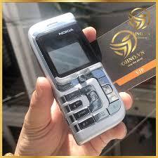 Nokia 7260 Điện Thoại Nokia 7260 Chiếc Lá Nhỏ Zin Chính Hãng