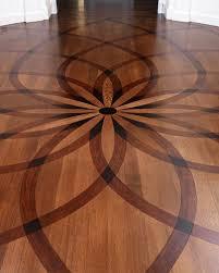 hardwood floor pattern greek revival house