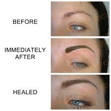 semi permanent eyebrows deeperaesthetics co uk
