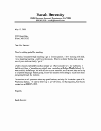 Teacher Resume Cover Letter Simple Cover Letter for Resume Inspirational Cover Letter Example 2