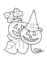 Halloween Disegni Gratis Da Stampare E Colorare