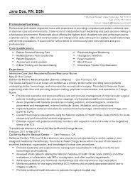 Rn Professional Resumes Professional Icu Registered Nurse Templates To Showcase Your