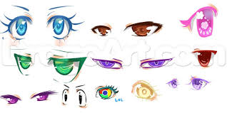 anime eyes color. Interesting Color Drawing And Coloring Anime Eyes In Sai Step 7 To Anime Eyes Color S