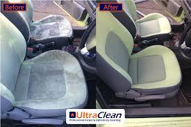 3 full car interior clean