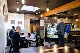 Our heated patio seating has some of the best people watching in the heart of downtown portland. Best Coffee Shops In Portland Good Places To Work Meet Eat More Thrillist