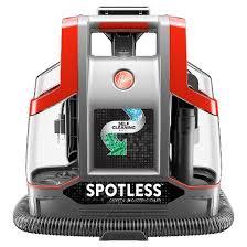 carpet hoover. hoover® spotless portable carpet \u0026 upholstery cleaner - fh11300 hoover l