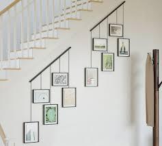 hanging black gallery frames set of 5