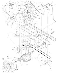 murray 42544x8b parts list and diagram 1998 click to expand