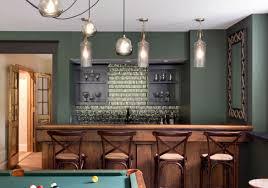 Wet bar lighting Wood Plank Wall Top Trends In Basement Wet Bar Design Quantecinfo Top Trends In Basement Wet Bar Design For 2019 Home Remodeling