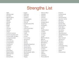 Skills And Strengths List Leadership Is It Your Position Or Your Disposition