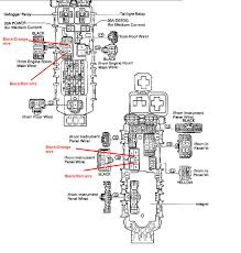 toyota yaris wiring diagram toyota wiring diagram collections 2007 toyota corolla fuse box diagram moreover 2008