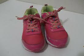 Kohls Jumping Beans Size Chart Jumping Beans Kohls Toddler Girls Lace Up Pink Sneakers