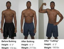 bulking up s