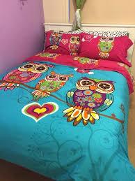 owl twin bedding set whole 3 twin single kids owl bedding queen king size owl owl twin bedding set