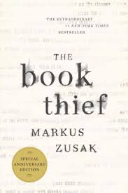 the book thief th anniversary edition by markus zusak  the book thief 10th anniversary edition