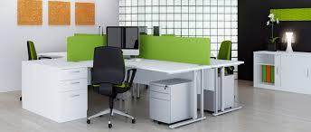 office desking. White Desking Office