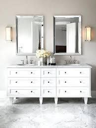 Beveled Vanity Mirror Double Vanity Lighting Bathroom Double Vanity