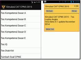 √ 7 aplikasi simulasi cat cpns offline 2020 untuk pc, baru! Download Aplikasi Soal Cat Cpns Terbaik Dan Paling Lengkap Di Tahun 2020 Haloponsel Com
