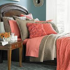 Navy blue bedroom colors King Bed Navy Blue With Coral Bedroom Color Scheme Crmcolco 22 Beautiful Bedroom Color Schemes Decoholic