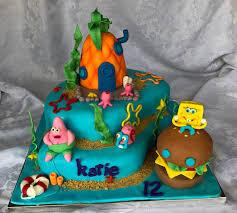 Spongebob Cake Kay Cake Designs