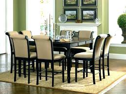 dining tables seats 8 round