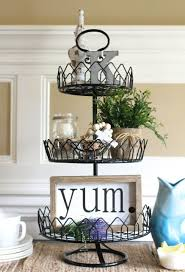 Decorative Wire Tray 100 Best Farmhouse Style Tray Decor Ideas and Designs for 100 87