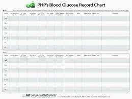 Blood Sugar Log Book Template New 45 Geeky Printable Blood