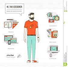 Professional Designer Stock Vector Image 58753510