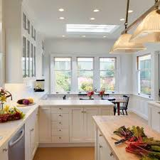 Long Narrow Kitchens Design, Pictures, Remodel, Decor and Ideas