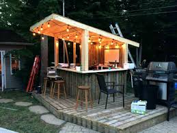 build a patio bar. Outdoor Patio Bar Plans Backyard Shed Pallet Ideas Barbecue Large Size Of  Sets How To Build A Deck Build A Patio Bar P