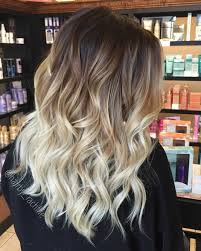 Dark To Light Ombre Hair 50 Proofs That Anyone Can Pull Off The Blond Ombre Hairstyle