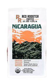 We source all of our coffee transparently, meaning we use organic and fair trade coffees for all of our blends and many of our single origins. Coffees Red Rooster Coffee