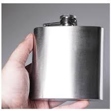 Combo 2 món: Móc Khoá Kềm Đa Năng Nhiều Chức Năng Có Đèn Pin 9 in 1, Bình  đựng inox 6oz - Dụng cụ mở nắp Nhãn hàng OEM