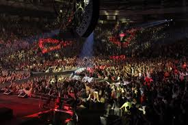 Us Cellular Coliseum Seating Chart Grossinger Motors Arena Bloomington Normal Illinois