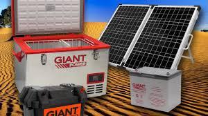 Solar Powered Mini Fridge New Solar Gadgets To Charge Your Camping Gear Gizmodo Australia