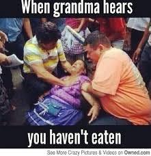Memes Vault Grandma Meme Food via Relatably.com