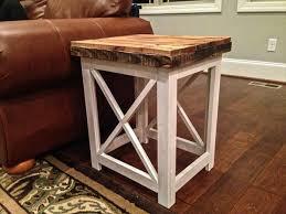 diy rustic furniture plans. Build Your Own Rustic Furniture. End Table Diy Pallet Plans Storage Furniture O