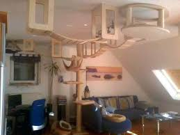 cat house building plans best cool furniture images on do it yourself tree 3 tier