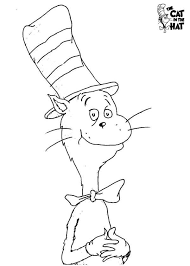 Small Picture How to Draw Dr Seuss the Cat in the Hat Coloring Page Color Luna