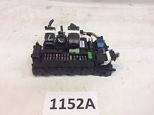 13 16 ford fusion interior fuse relay junction box fusebox oem 1152a s