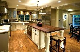 rustic kitchen islands good island table ideas for seating full size
