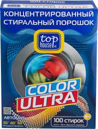 <b>Стиральный порошок TOP HOUSE</b> Color Ultra ...