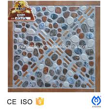 china ink jet 3d print inlay precious stone porcelain stone look floor tile jx4503 china floor tile 3d inkjet print floor tile
