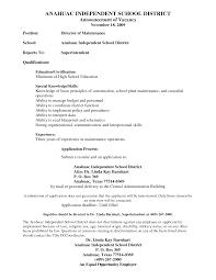 Sample Resume For Custodian Esl Teacher Cover Letter Free Cover