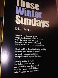 those winter sundays essay websitereports web fc com those winter sundays essay